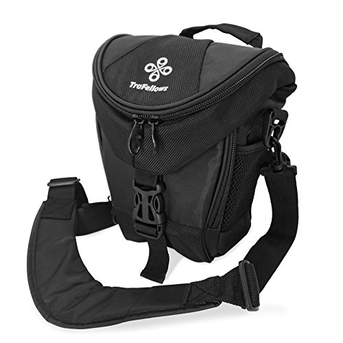 Kameratasche für Deine Spiegelreflex-Kamera I Schulter-Tasche für SLR-Kamera I Gepolsterte Universaltasche I Hochwertige Fototasche
