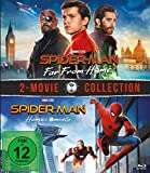 Spider-Man: Far from home & Spider-Man: Homecoming [Alemania] [Blu-ray]