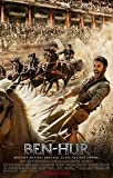 Poster Ben-Hur Movie 70 X 45 cm