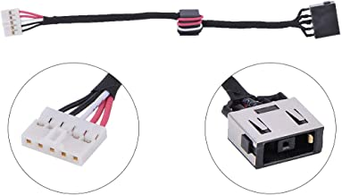 Eathtek Replacement DC Power Jack Cable Harness for Lenovo IdeaPad 300-15ISK 300-15IBR 300-17ISK Series