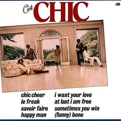 Chic: C'Est Chic (2018 Remaster) [Vinyl LP] (Vinyl)