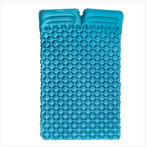 Z_L Luchtbed Luchtbed Opblaasbaar 2 Persoon Opblaasbare matras voor groot formaat met Draagbare Egg Slot Vochtbestendige Luchtslaapmat voor Camping Mat 185 * 115 * 5cm