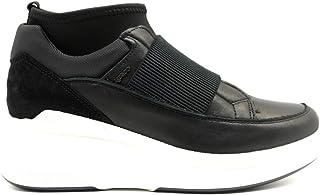 IGIeCO 4141700 Nero Sneakers Donna alla Caviglia