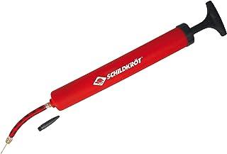 Schildkrot Funsports Men's Ball Pump, Red/Black, Medium