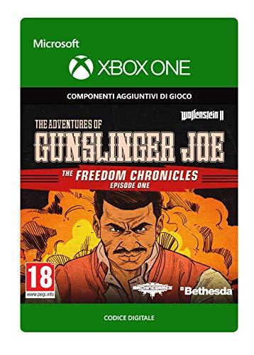 Wolfenstein II: The New Colossus: The Adventures of Gunslinger Joe   Xbox One - Codice download