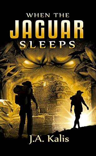 When The Jaguar Sleeps: A jungle adventure (The Curse Of Inca Gold Book 1) (English Edition)