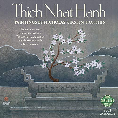 Thich Nhat Hanh 2021 Wall Calendar