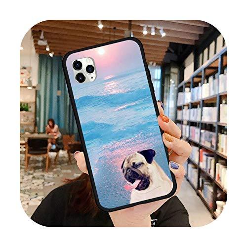 Cool ondulación abstracta arte teléfono caso para iPhone 11 12 pro MINI XS MAX 8 7 6 6S Plus X 5S SE 2020 XR-a4-iphone12mini