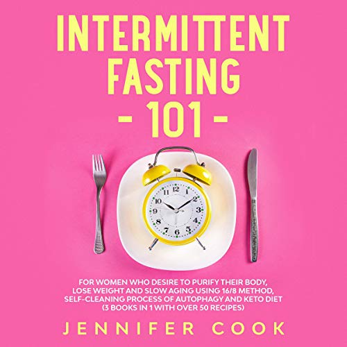 Intermittent Fasting 101 cover art