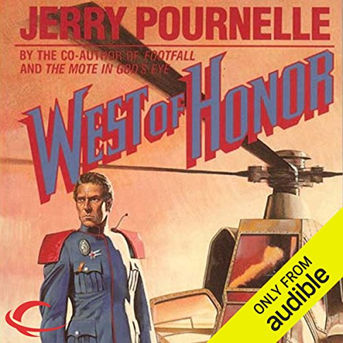 West of Honor audiobook cover art