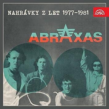 Nahrávky Z Let 1977-1981