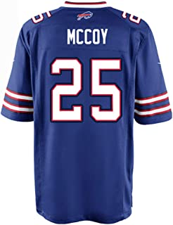 LUBP LeSean_McCoy Jersey_#25 American Football Jerseys for Men's Women's Youth Christmas Birthday Gifts