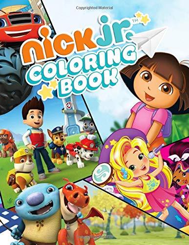 nick jr coloring book - 4