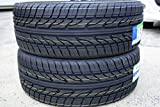 Set of 2 (TWO) Haida Racing HD921 High Performance Tires - 265/30ZR22 97W XL