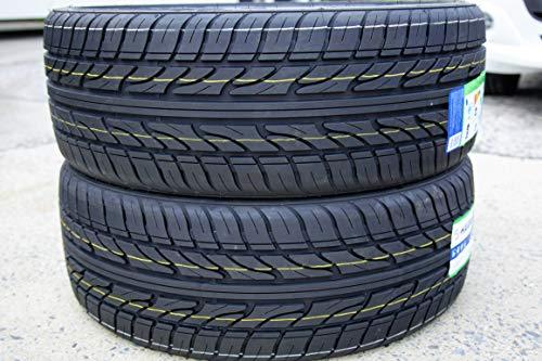 Set of 2 (TWO) Haida Racing HD921 Performance Radial Tires-195/45R15 78V