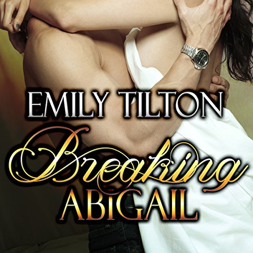 Breaking Abigail audiobook cover art