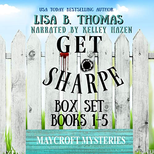 Get Sharpe: Maycroft Mysteries, Books 1-5  By  cover art