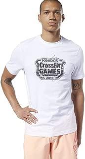 RC Distressed Crest Camiseta, Hombre