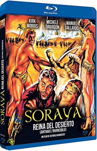 Soraya - Sklavin des Orients / Devil of the Desert Against the Son of Hercules (1964) ( Anthar l'invincibile ) [ Spanische Import ] (Blu-Ray)