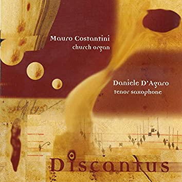 Discantus (Church organ and Tenor Saxophone)