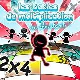 L 39 univers de ma classe ces ch res tables de multiplication - Tables de multiplication en chantant ...