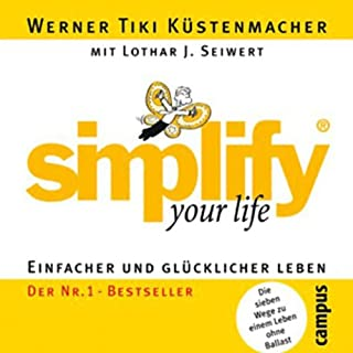 Simplify your life Titelbild