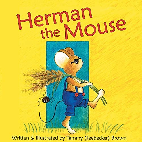 Herman the Mouse audiobook cover art