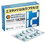 【指定第2類医薬品】エスタック鼻炎カプセル12 40カプセル