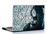 Dimensions : L10 X W15.6 X H.01 Inches Easy installation without bubble and no sticky residue on removal The skins are highly durable, dustproof, waterproof, fade proof, prevents abrasions and minor scratches It requires trimming as per your laptop s...