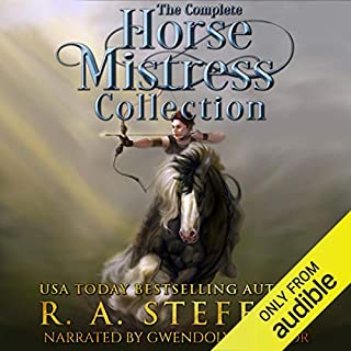 The Complete Horse Mistress Collection audiobook cover art