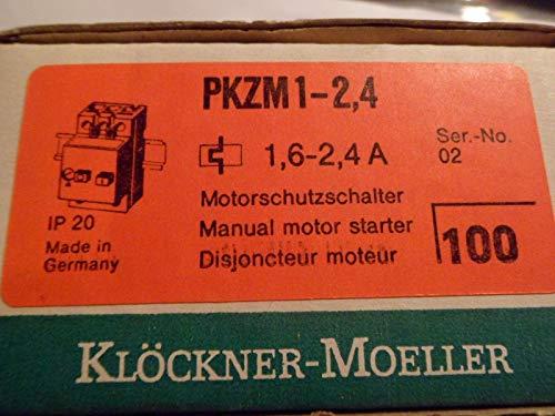 Moeller Motorschutzschalter PKZM1-2,4 IP20