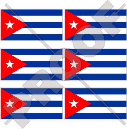 CUBA Cubaanse vlag República de Cuba 40mm (1,6