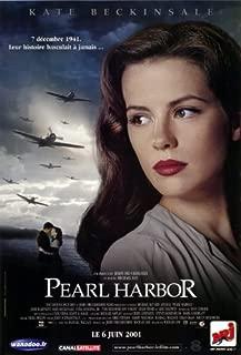 Pearl Harbor Movie Poster (11 x 17 Inches - 28cm x 44cm) (2001) French Style B -(Ben Affleck)(Josh Hartnett)(Kate Beckinsale)(Alec Baldwin)(Cuba Gooding Jr.)(Dan Aykroyd)