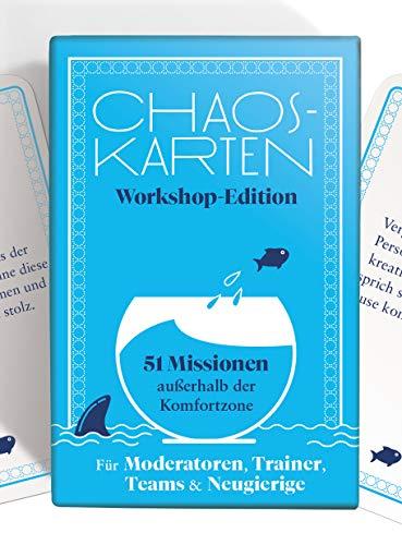 Chaoskarten Workshop Edition – 51 Missionen außerhalb der Komfortzone