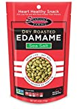 Seapoint Farms Sea Salt Dry Roasted Edamame, 4 oz Gluten-Free Snack (12 pack)