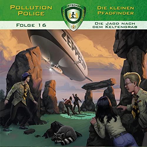 Die Jagd nach dem Keltengrab cover art
