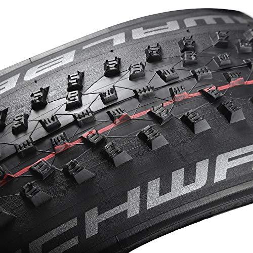 BFFDD Sin cámara Fácil neumático de la Bicicleta 29 27,5 2,1 2,25 2,6 67EPI XC MTB neumáticos de Bicicletas de montaña 29er (Color : ROCKET29x2.25)