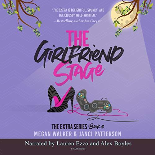 Couverture de The Girlfriend Stage