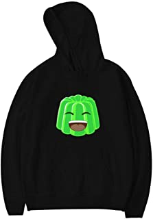 OPAPE Kids J&elly T&ime 3D Pullover Hood