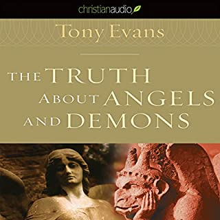 The Truth about Angels and Demons audiobook cover art