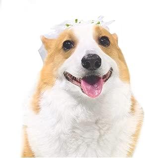 Stock Show Pet Dog Cat Classic Formal Cotton Bow Tie Neck Tie Wedding Party Tuxedo Dog Collar