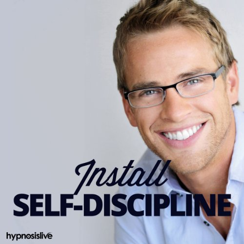 Install Self-Discipline Hypnosis audiobook cover art