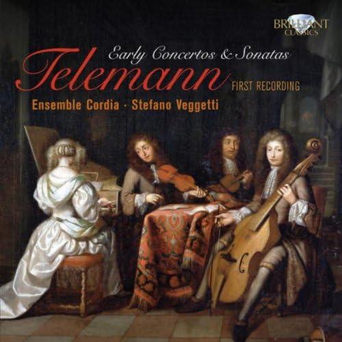 Ensemble Cordia & Stefano Veggetti