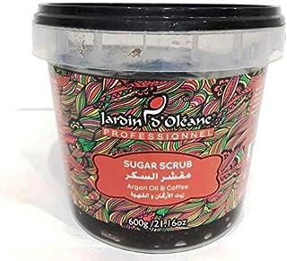 Jardin D Oleane Argan Oil and Coffee Sugar Scrub, 600g