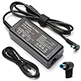 65W Adapter Laptop Charger for HP Chromebook 11 14 G3 G4 X360 Series Notebook Charger 11-v020wm 11-v025wm 11-v010wm 14-q010dx 14-ak013dx; HP Envy x360 15-u010dx 15-u011dx 15-u002xx Supply Cord