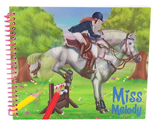 Miss Melody 8406 – Livre à Colorier