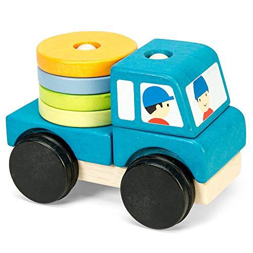 Le Toy Van en Bois Camion Stacker