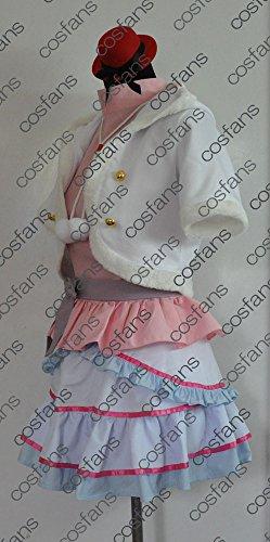 『cos1092ラブライブ! 東條希 Snow halation コスプレ衣装(女性L)』の2枚目の画像