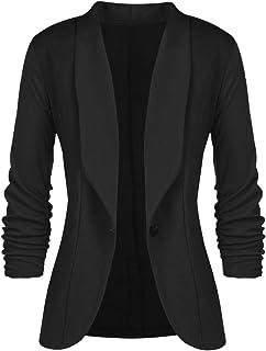 comprare on line e13d7 e880c Amazon.it: Giacche Blazer Donna: Abbigliamento