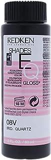 Redken Shades EQ Gloss 08v Irid. Quartz Hair Color for Unisex, 2 Ounce